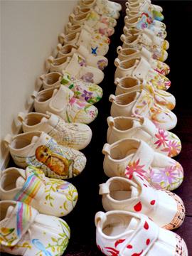 20種類の靴