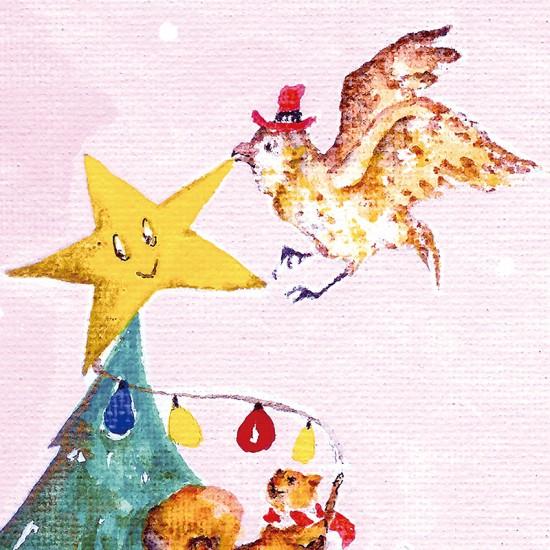 クリスマス展